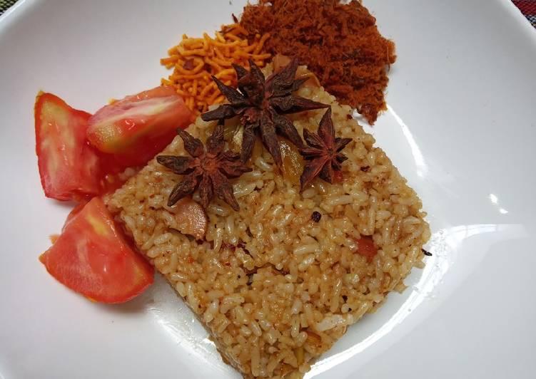 Nasi Goreng Sosis Kebuli