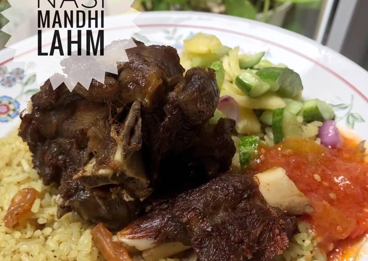 Resep: Nasi mandhi lahm (kambing) - Beras regular sedap