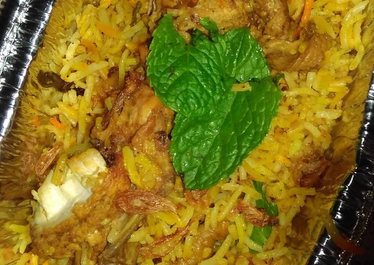 Resep: Nasi Biryani yang bikin ketagihan