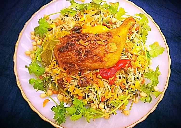 Resep membuat Nasi Bukhari yang bikin ketagihan