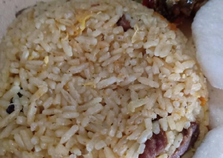 Resep membuat Nasi Minyak yang bikin ketagihan
