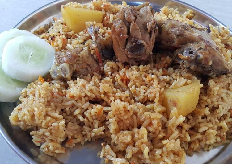 Nasi Kabsah Arab