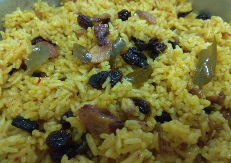 Resep: Nasi kebuli beras lokal istimewa