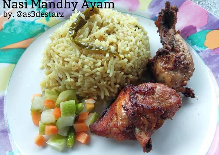 Nasi Mandhy Ayam