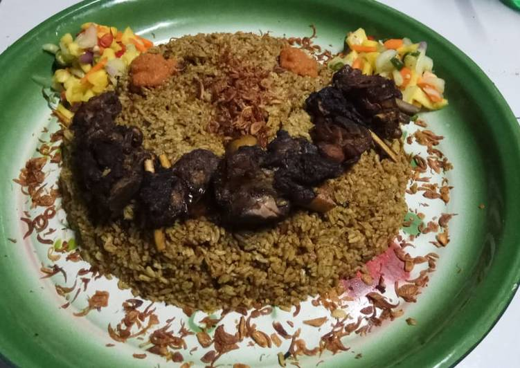 Nasi Kabsah
