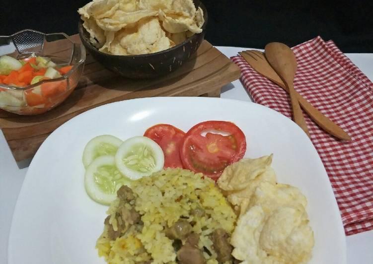 Nasi Kebuli khas Jakarta