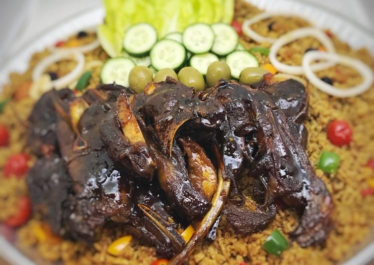 Resep: Nasi Briyani (atau Biryani) enak