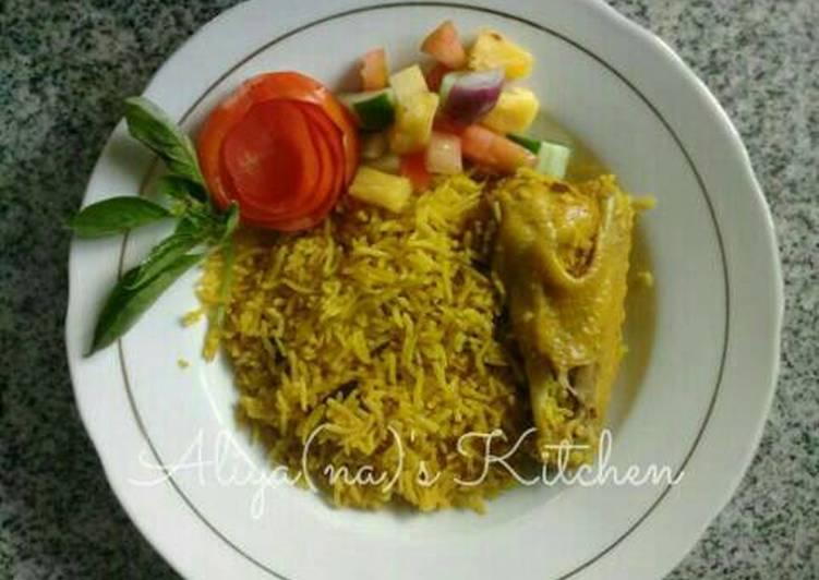 Nasi Briyani ala Nita Catering