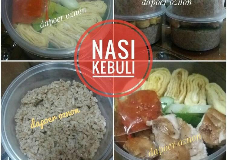 Cara membuat Nasi kebuli daging sapi magic com #kitaberbagi enak