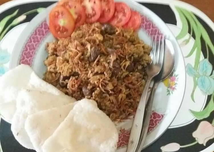 Resep memasak Nasi Goreng Kambing yang menggugah selera