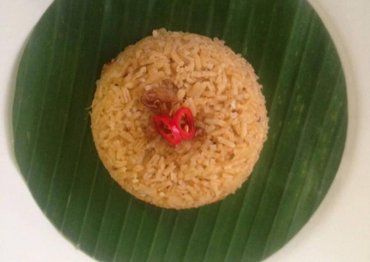 Resep memasak Nasi Minyak yang bikin ketagihan