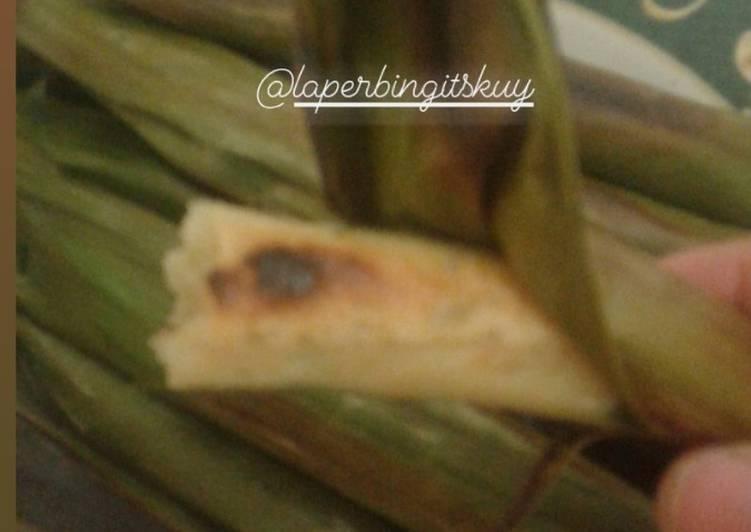 Resep: Otak otak bakar palembang & sambal tauco sedap