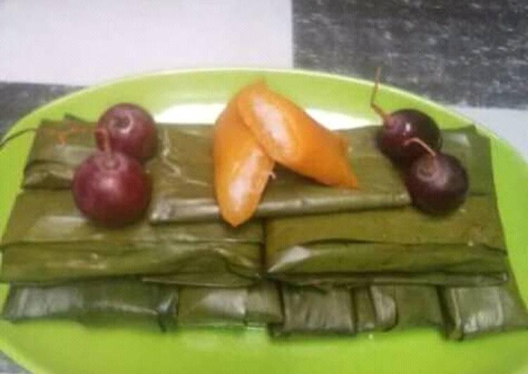 Resep membuat Timpan aceh aka kue mendut lezat