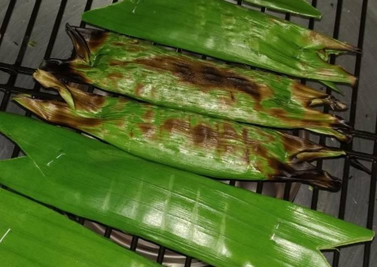 Resep: Otak otak ikan Palembang punyaa wkkw 😍 istimewa