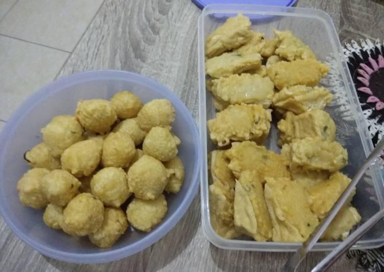 Resep memasak Batagor (ikan) dan adaan yang bikin ketagihan