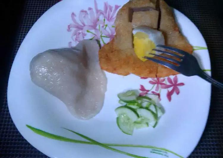 Resep: Pempek kapal selam ikan tenggiri yg lezat dan nikmat lezat
