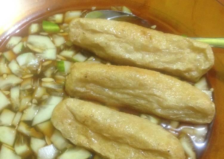 Cara membuat Mpek mpek ikan tengiri dan kuah cuko enak Qamantap enak