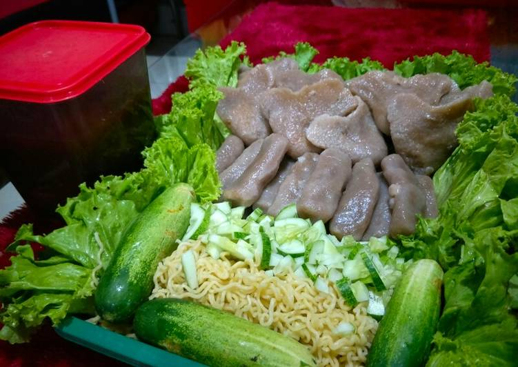 Resep memasak Mpek2 udang rebon basah