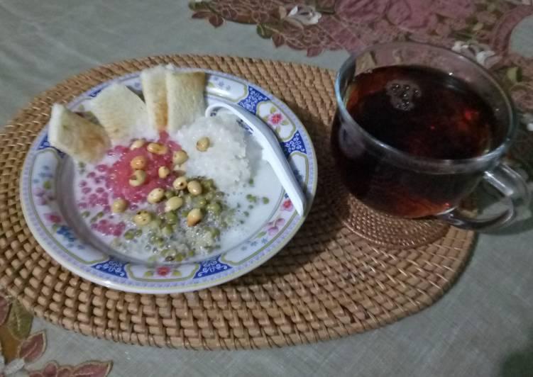 Resep: Wedang Angsle khas Surabaya lezat