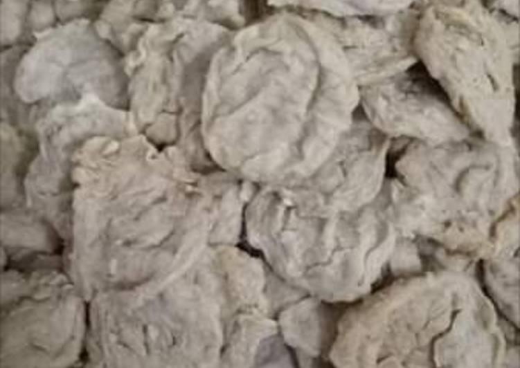 Cara Mudah membuat Pempek Kulit Crispy yang menggugah selera