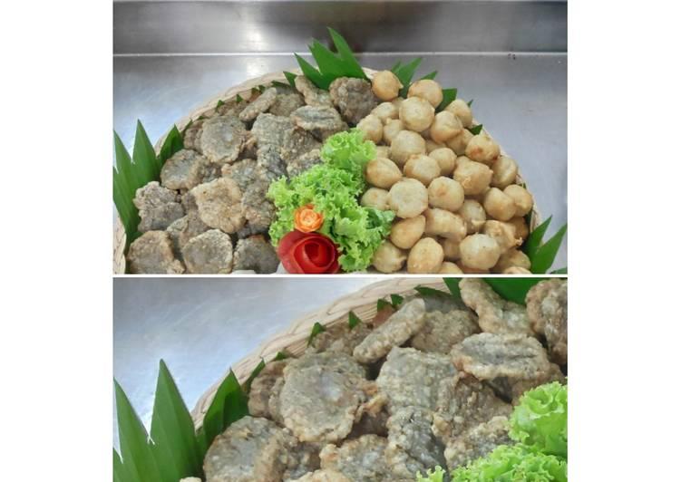 Resep memasak Pempek kulit khas Palembang istimewa