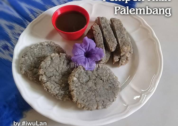 Resep: Pempek Kulit Palembang (tanpa air) enak