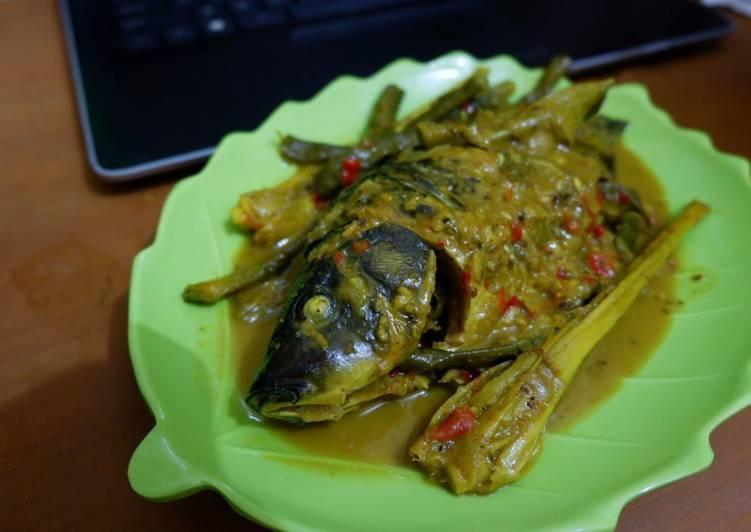 Ikan Mas Arsik Khas Batak Toba