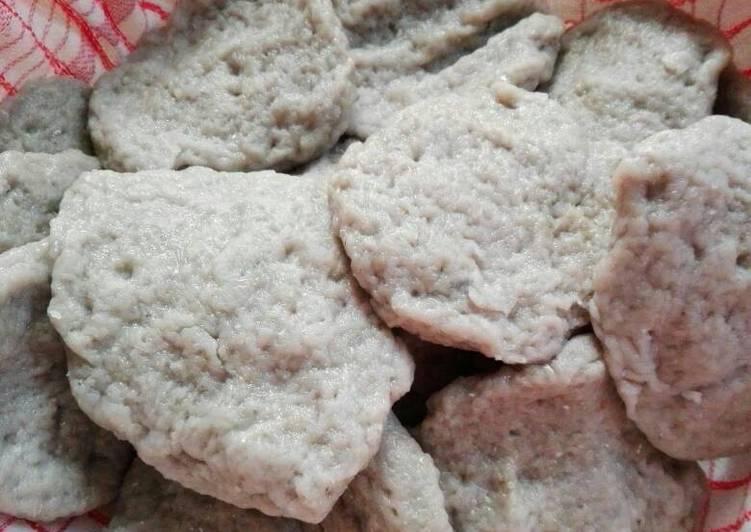 Cara memasak Pempek kulit lembut yang menggugah selera