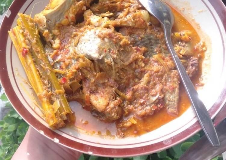Cara memasak Ikan nila arsik enak
