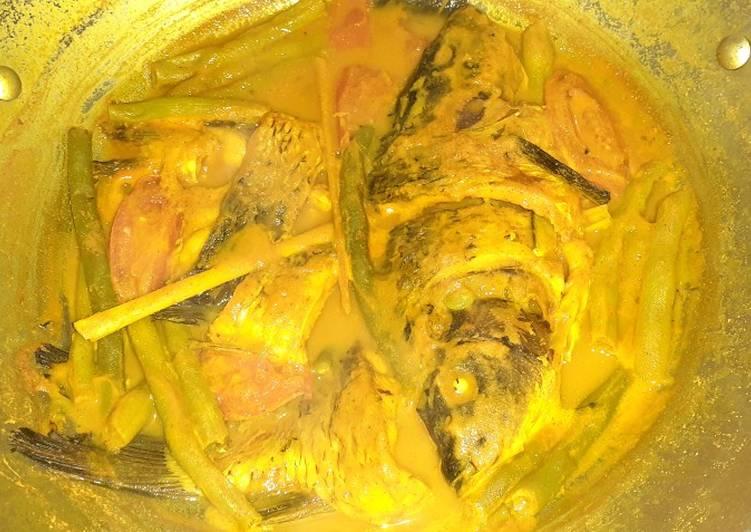 Ikan Mas Arsik