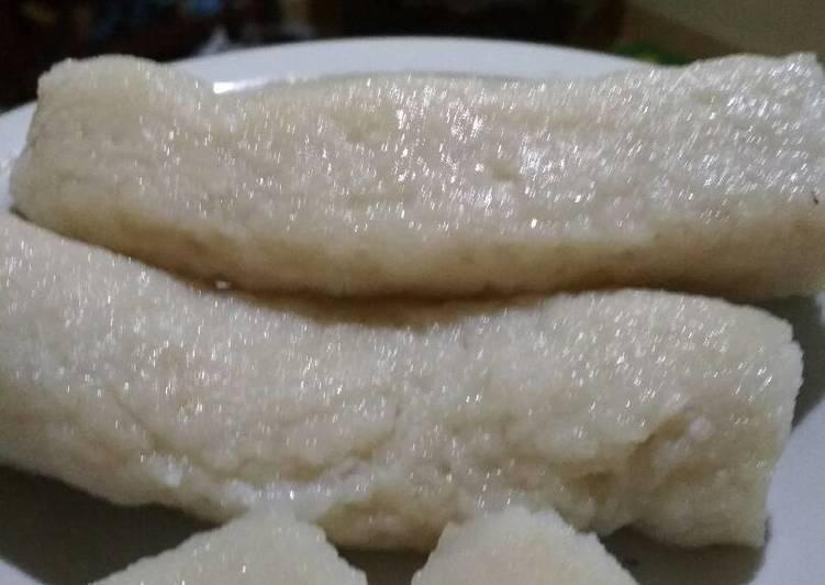 Resep: Pempek lenjer lembut tanpa telur sedap