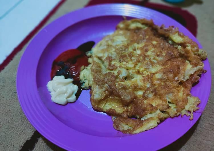 Resep: Mpek2 lenggang dari bakso lezat