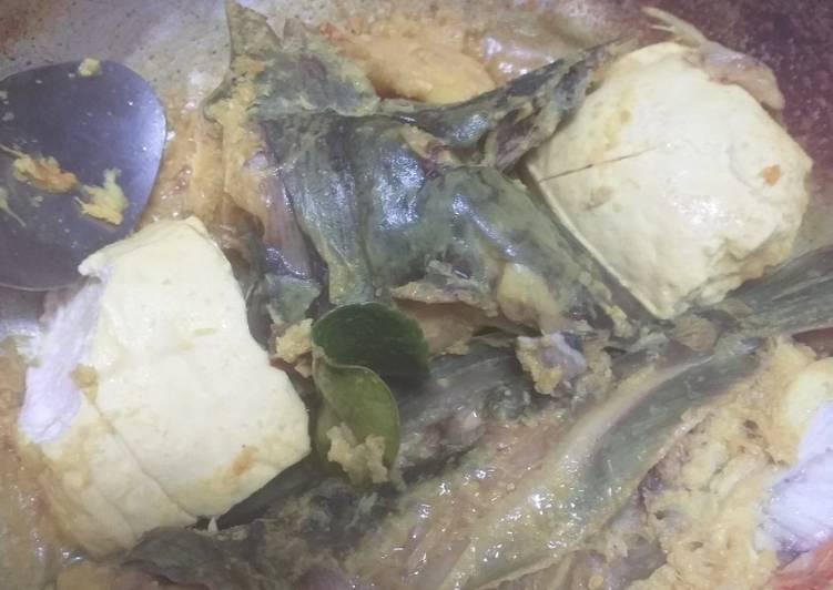 Cara memasak Ikan lele nila arsik yang menggugah selera