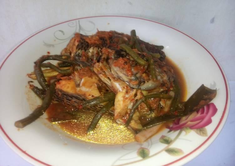 Resep mengolah Arsik ikan Nila lezat