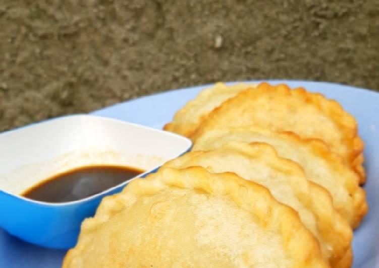 Resep membuat Pempek Pistel (dos/tanpa ikan) lezat