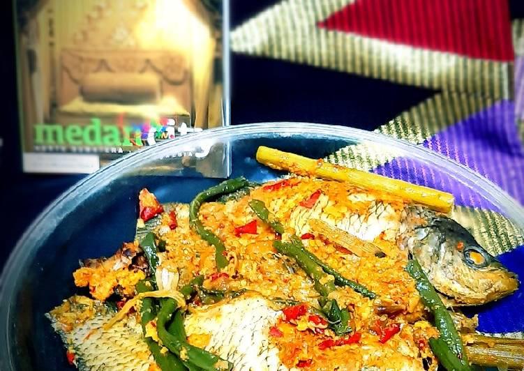 Arsik Ikan ala Medan