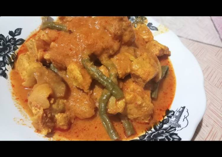 Cara memasak Arsik daging B2 (non halal) yummy simple enak
