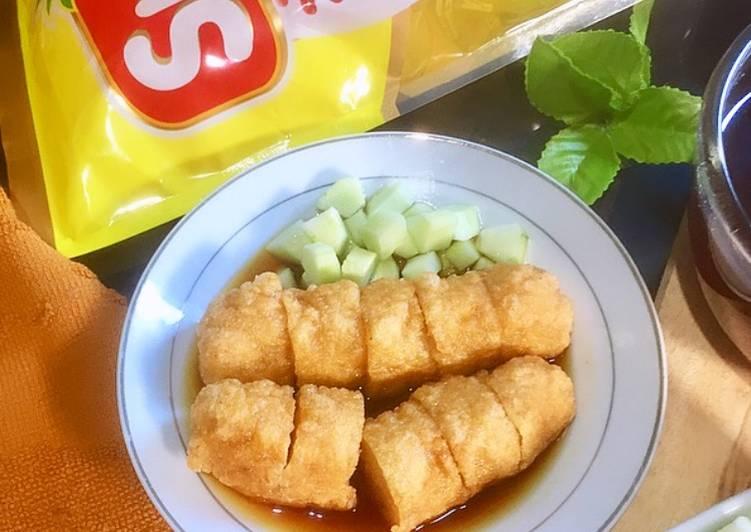 Resep memasak 155. Pempek Lenjer Udang #Matsu yang bikin ketagihan