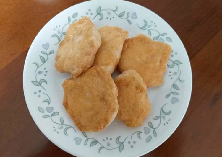 Resep: Pempek udang lezat