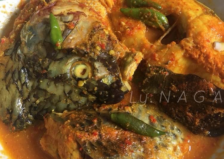 Resep memasak Nila arsik ala resto