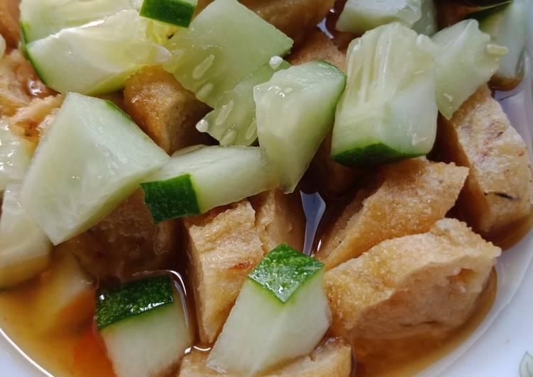 Resep memasak Empek empek udang lezat