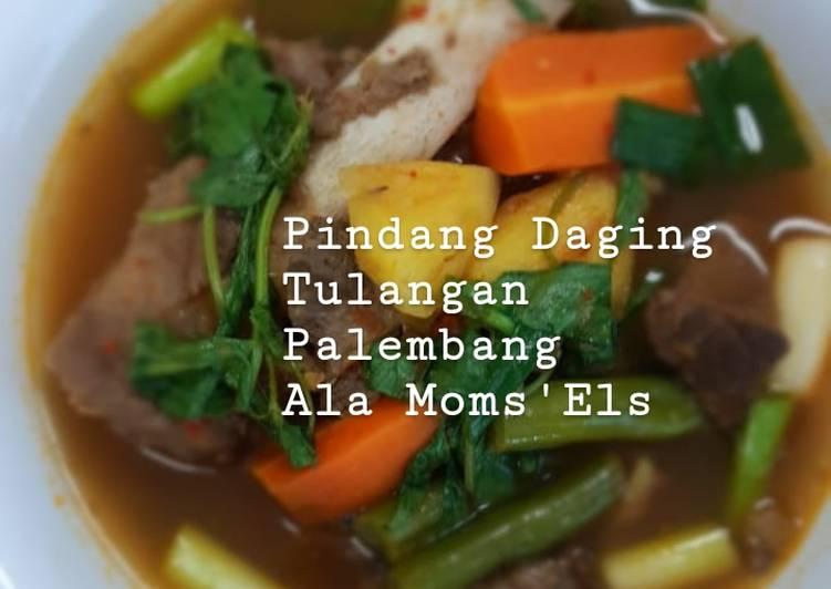 Pindang Daging Palembang