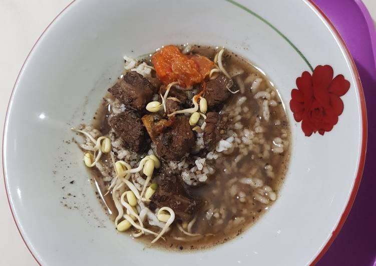 Cara memasak Rawon daging sapi lezat