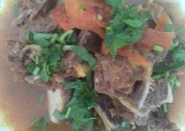 Resep memasak Pindang minmel (minang melayu) yang bikin ketagihan