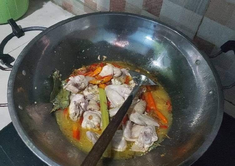 Pindang Ayam Seger