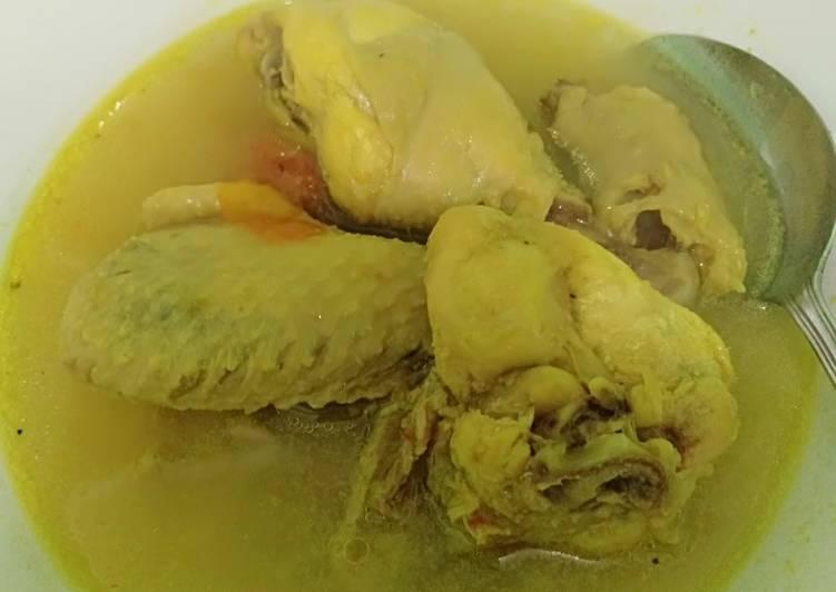 Resep: Pindang ayam asam pedas yang menggugah selera