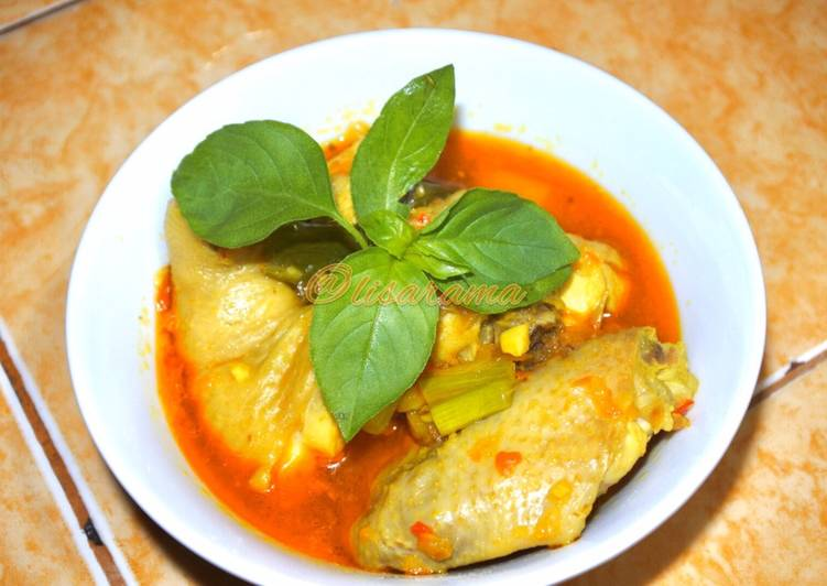 Pindang Ayam (Palembang)