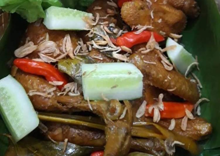Resep: Ayam pindang yang menggugah selera