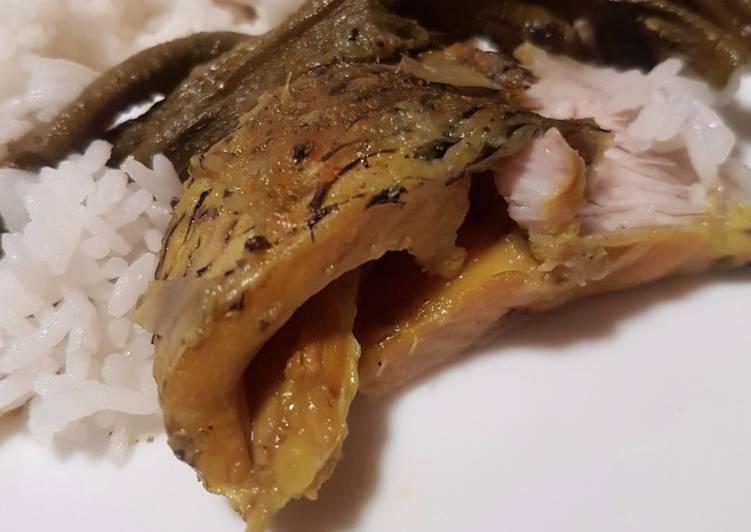 Arsik Ikan Mas untuk 2 kg