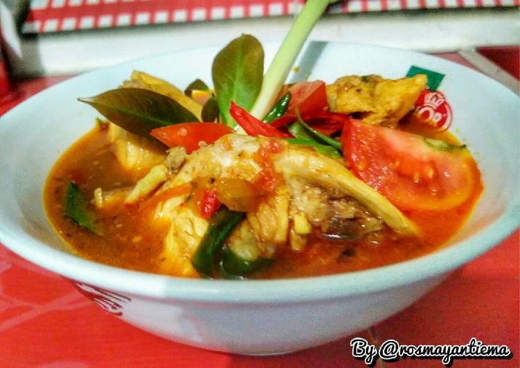 Pindang Ayam Sundanese